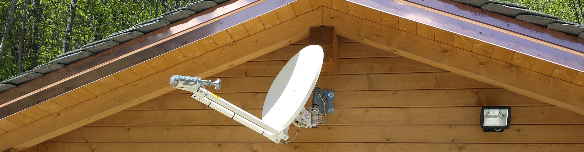 IMPIANTI TV E SATELLITARI